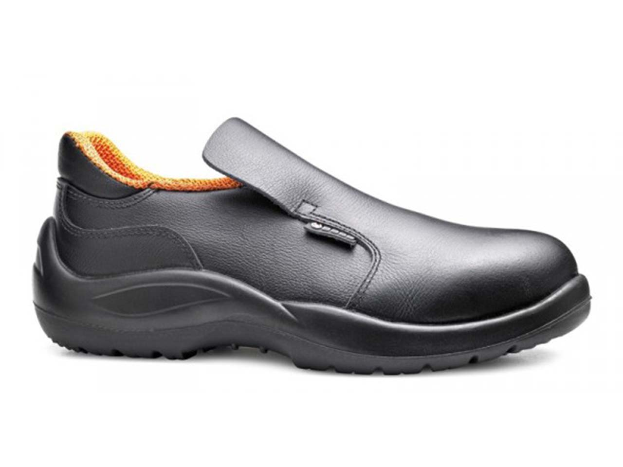 MOCASSINO CLORO S2 SRC NERO BASE PROTECTION B0507 BASE