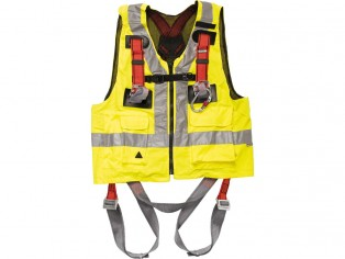 con gilet panoply froment deltaplus fast jak