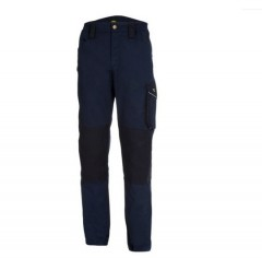 PANT ROCK Pantaloni da lavoro- Unisex classic navy